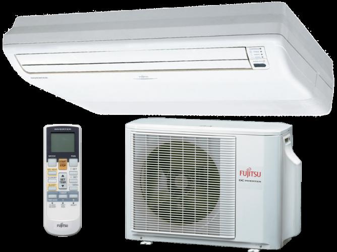 Fujitsu under ceiling air conditioner